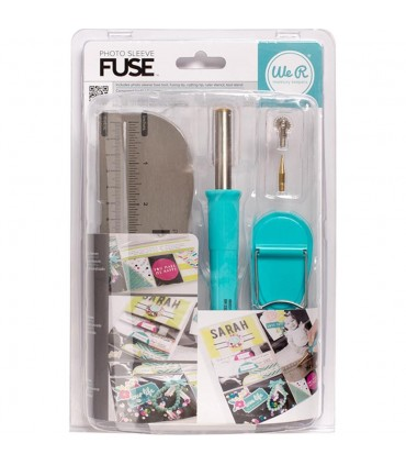 We R Fuse Photo Sleeve Tool ( Voltaje: 220-240VA)