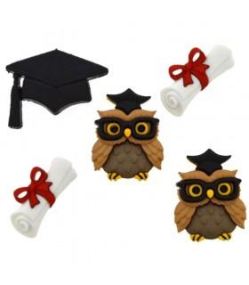 Dress It Up embellecedores /Graduation