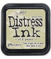 Distress Ink Pad (7,5cmx7,5 cm.)/Old Paper