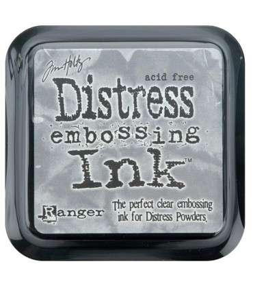 Distress Embossing Ink Pad