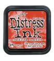 Distress Ink Pad (7,5cmx7,5 cm.)/Crackling Campfire