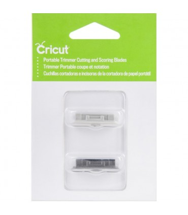 Cricut Basic Trimmer Cuchillas de Remplazo
