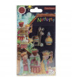 Craft Consortium A5 Clear Stamps/ Los Reyes Magos