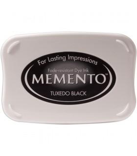 Distress Ink Pad (7,5cmx7,5 cm.)/Black Soot